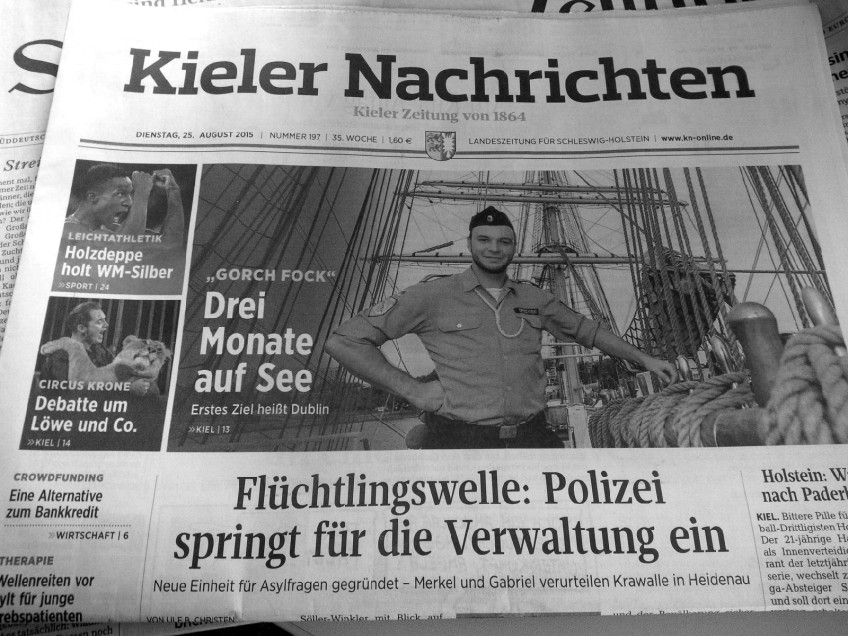 Liebe Kieler Nachrichten