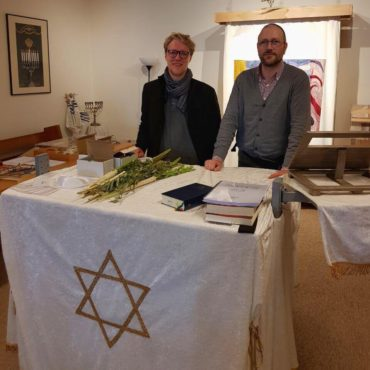 Shabbat shalom! Jüdische Gemeinde Kiel