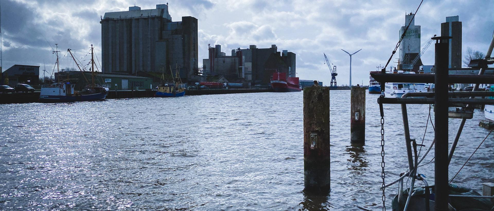 Husumer Hafen