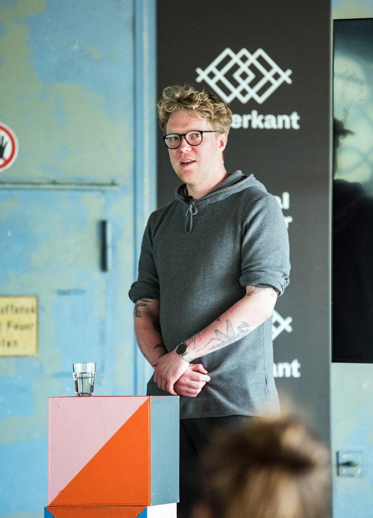 Waterkant Festival Summer 2021 - Blockchain Diskussionspanel mit MdL Lasse Petersdotter